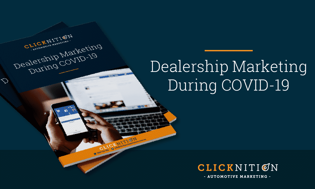 Dealership Marketing During COVID-19